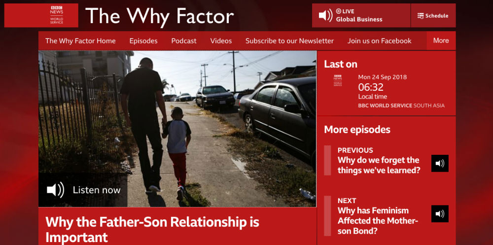 The Why Factor Podcast
