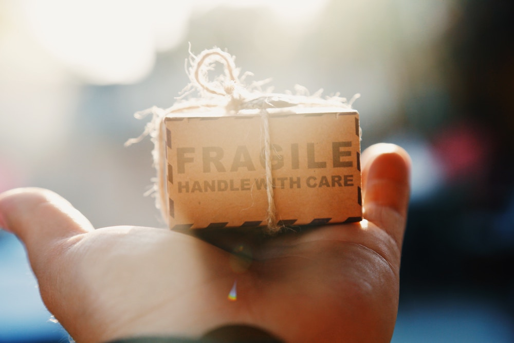 Deliverable - Fragile, handle with care