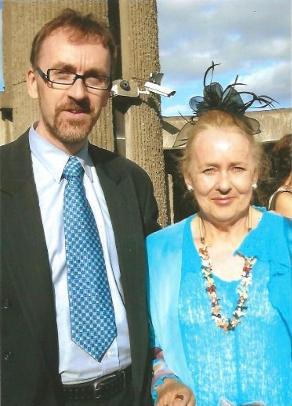 Mark and Nuala, 2009
